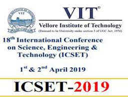 International Conference on Science, Engineering & Technology